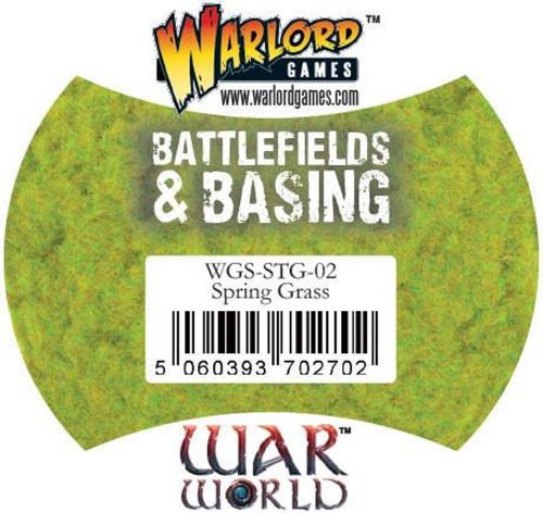 Warlord Games - Battlefields and Basing - SpringGrass (500ml)